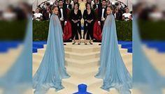 Jennifer Lopez derrochó sensualidad, estilo y glamour durante la alfombra roja del MET 2017. La Diva del Bronx llegó de la mano de Alex Rodríguez. Esta importante ceremonia del Museo Metropolitano de Arte de Nueva York (MET), es considerada uno de los eventos de moda más grandes del año.