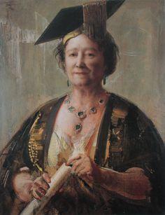 the Queen Mother, Pietro Annigoni