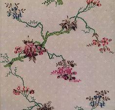 Anna Maria Garthwaite, designer; Thomas Brant, weaver: Brocaded silk (62.136.1) | Heilbrunn Timeline of Art History | The Metropolitan Museum of Art