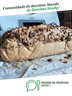 Pão de sementes (sem glúten) de Anita Cruz. Receita Bimby<sup>®</sup> na categoria Massas lêvedas do www.mundodereceitasbimby.com.pt, A Comunidade de Receitas Bimby<sup>®</sup>.