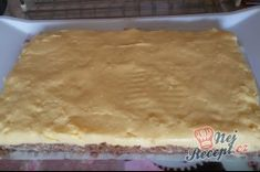 Nesmrtelný ořechový krémeš z Maďarska – RECETIMA Pie, Food, Whipped Cream, Schokolade, Kuchen, Hungarian Cuisine, Top Recipes, Hungary, Oven