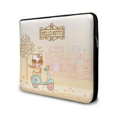 Capa de Notebook Hello Kitty - Salut! Ça Va?