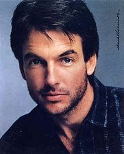 How about a younger Mark Harmon? (Not that older Mark Harmon is too shabby. Mark Harmon, Criminal Minds, Benecio Del Toro, Leroy Jethro Gibbs, Gibbs Ncis, Actrices Hollywood, Hommes Sexy, Celebs, Celebrities
