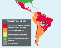 According to a report released by the Guttmacher Institute this week, 95 percent of abortions in Latin America are unsafe.In places where abortion is illegal, women often turn to inadequately trained practitioners who employ unsafe techniques or attempt to self-induce abortion using dangerous methods. In Latin America and the Caribbean, nearly one million women are hospitalized each year because of complications from unsafe abortion.