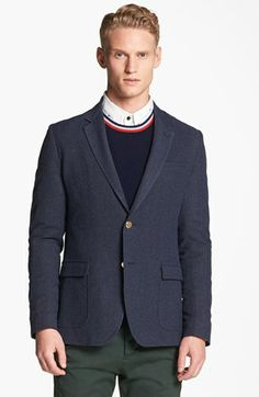 Band of Outsiders 'Schoolboy' #Blazer
