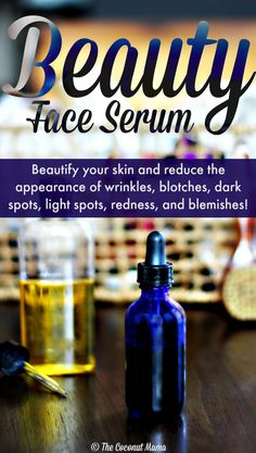 Dry Skin Beauty Face Serum Skip the expensive creams and make your own beauty serum at home. This beauty face serum recipe can be made at home at a fraction of the cost! More from my siteSkin Care Order by Turmeric Serum Beauty Care, Beauty Skin, Health And Beauty, Beauty Hacks, Face Beauty, Healthy Beauty, Natural Beauty Tips, Natural Skin Care, Natural Face