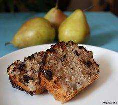 המרכיב הסודי: עוגת אגסים ושוקולד