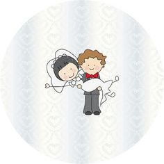 Cute Wedding Free Printable Labels and Images.