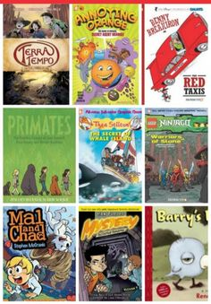 get your kids into reading with a graphic novel or comic book