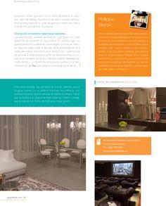 Revista coleccionable Brick´s Luxury Investments. Pág. 2