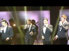 Il Divo My Way Riverside Theatre Milwaukee 5/11/2013