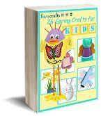 """""""26 Spring #Crafts for Kids"""" eBook"""