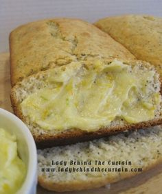 Lemon-Poppy Seed Quick Bread