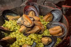 I love risotto! And to say the truth, I always order this dish in restaurants, whenever I can. That's why I've never cooked it by myself. Risotto with saffron and Black Sea mussels Recipe  Save Print Recipe type: Main Dishes Cuisine: Italian Cuisine Serves: 2 Ingredients Carnaroli rice 140 g Mussels 600 g Chicken …