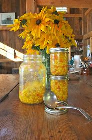 Preserved and Pickled: SWEET CORN RELISH