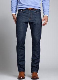 Stitch's Men Barfly Slim Straight Leg Jean in Dim Grey gray ...