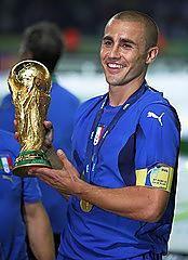 Fabio Cannavaro - Pallone d'oro 2006