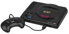 Nostalgia – Mega Drive será relançado com Saída HDMI e cartão SD