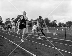 Athletics International at See more photos like this at www. History Photos, Photo Archive, Athletics, More Photos, Ireland, Fine Art, Film, Sports, Image