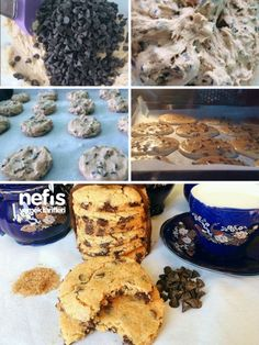 Chocolate Chip Cookie (Orjinal Amerikan Kurabiyesi) #chocolatechipcookie #kurabiyetarifleri #nefisyemektarifleri #yemektarifleri #tarifsunum #lezzetlitarifler #lezzet #sunum #sunumönemlidir #tarif #yemek #food #yummy