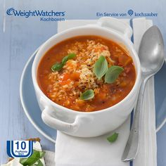 Weight Watchers Power Foods Soup Recipes