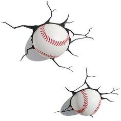 Baseball - 3D Night Light