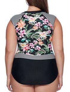 20bdf4ee2b9 Skye Plus Size Swimwear Elysian Fields Lilith One Piece