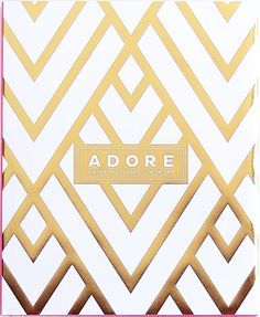 Adore Home Book $65 || Shop Hattan Home  *Available for Pre-Order*