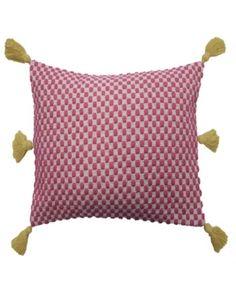 Santa Decorative Accent Throw Pillow LiLiPi Uh Oh