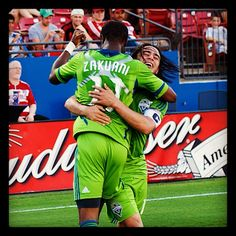 Steve Zakuani returns after a 500 day hiatus recovering from injury and helps Sounders earn a road point in Dallas with his assist on Mauro Rosales' goal.