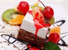 Приготовление десертов пошаговое фото