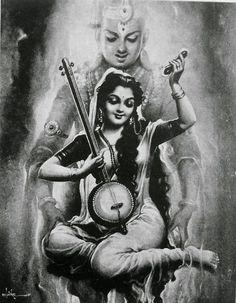 Devaayathana: Saints of Maharashtra - Devotees of Panduranga Vittala Radha Krishna Photo, Krishna Photos, Krishna Art, Baby Krishna, Radhe Krishna, Indian Saints, Saints Of India, Motif Music, Saraswati Goddess