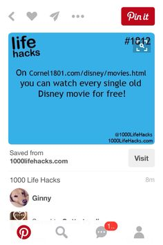On, cornet1801.com/disney/movies.html Can watch every single old Disney movie for free!