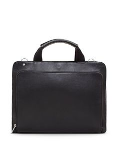Jack Spade | Boarskin & Nylon Split Brief