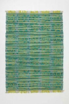 $598 NIP Anthropologie 5x7 Marina Space Dyed Rug Wool Free Shipping | eBay