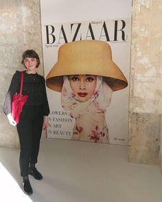 Harpers Bazaar, Hats, Hat, Hipster Hat