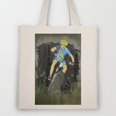 Bicycle Guy Tote Bag by Aquamarine Studio - $18.00 Man, male, people, teen, youth, illustration, digital, paper, collage, texture, bike, bicycle, recreation, sport, ride, cycle, cycling, cyclist, athletic, pedal driven, transportation, wheels, exercise, rider, single track vehicle, commuting, commute, touring, tour, mountain biking, physical fitness, race, racing, cruising, quilt, quilting, textile, contemporary, art, mixed media