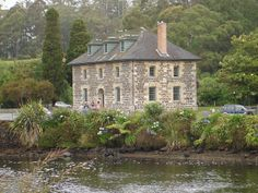 Oldest stone house in New Zealand