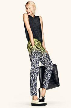Yep! print pants for this spring...check!