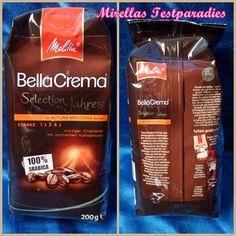Die neue Melitta® BellaCrema® Selection des Jahres 2016 mit Altura Mexicana Bohnen.