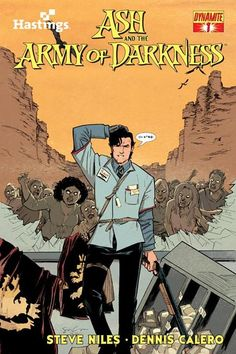 'Hastings' Ash and the Army of Darkness #1 cover
