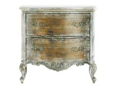 Shop for Pulaski Furniture Monaco Accent Chest, 208005, and other Bedroom Chests and Dressers at Carolina Furniture Concepts in Arden, Asheville, Hendersonville, Waynesville, North Carolina,Near Atlanta,Charlotte. A statement chest or bedside table, this beauty brings charming French style with a relaxed attitude. With a painted and worn appearance, the Monaco chest brings a touch of heritage to any space.