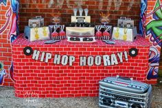 Old School Hip Hop Party | CatchMyParty.com