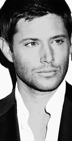 Jensen Ackles the most beautiful man I have ever seen! <3