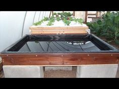 Building New Boxes for Hydroponic Growing - YouTube I subscribe to this YouTube channel.  Good information.  Maybe one day I can do this!