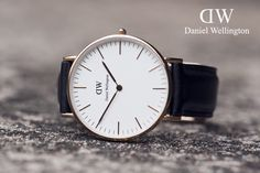 Daniel Wellington watches * Who is Daniel Wellington? A man turned into a watch that comes from the British Isles!
