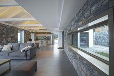 Villa Melana - Valia Foufa And Panagiotis Papassotiriou Architects