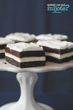 Régal étagé au chocolat #recette