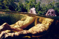 j'ai photographié des femmes libres et nues (sous l'eau) | read | i-D