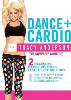 Fitness expert Tracy Anderson utilizes fun dance moves designed to increase the…
